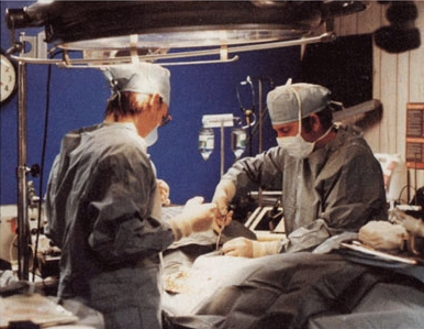 Cryo_surgery Photo courtesy of Alcor Life extension foundation
